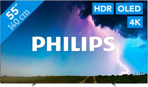 Philips 55OLED754 - Ambilight Main Image