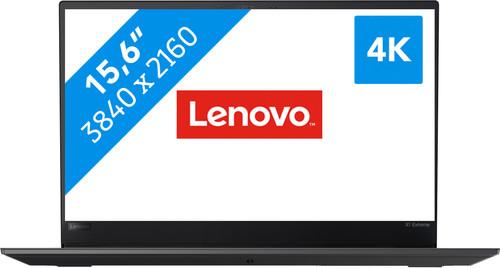 Lenovo ThinkPad X1 Extreme - 20QV001FMH Main Image