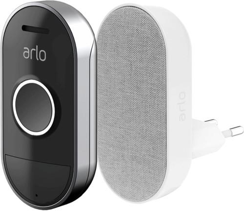 Arlo Audio Doorbell + Chime Main Image