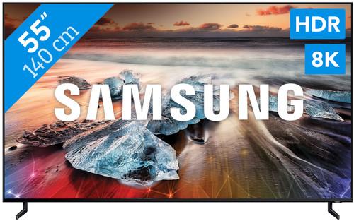 Second Chance Samsung QLED 8K QE55Q950R Main Image
