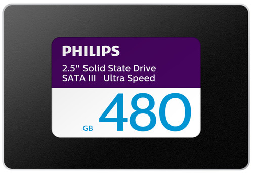 Philips SSD 480GB Ultra Speed Main Image