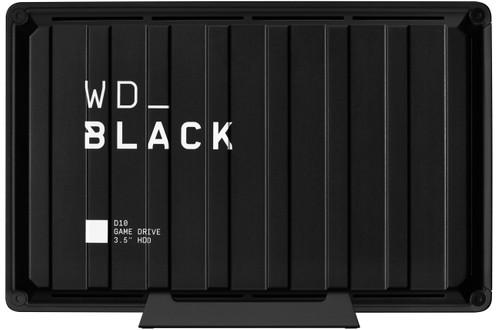 WD Black D10 Game Drive 8TB Main Image