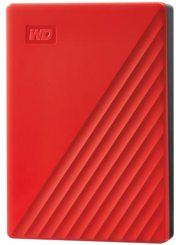 WD My Passport 2TB Red Main Image