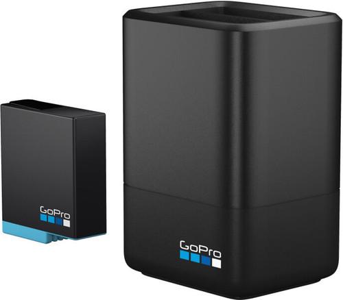 GoPro Dual Battery Charger + Battery (HERO 8 Black, 7 Black & 6 Black) Main Image