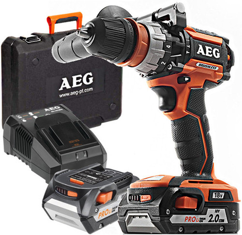 AEG Compact BSB 18 202C Main Image