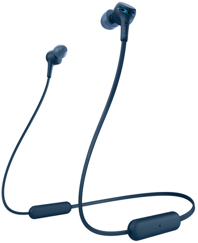Sony WI-XB400 Blauw Main Image