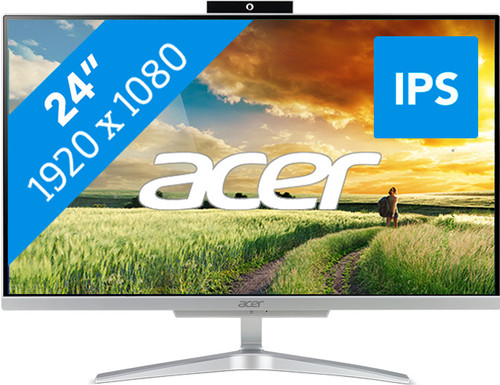 Acer Aspire C24-865 I8630 NL All-in-One Main Image