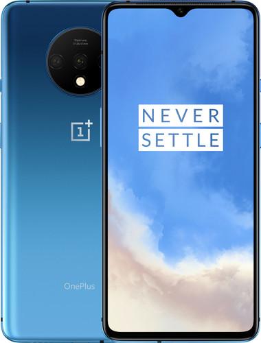 OnePlus 7T 128GB Blue Main Image