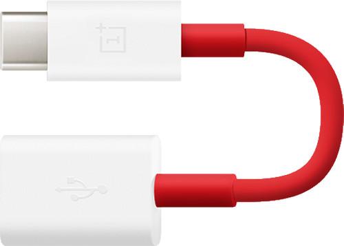 OnePlus USB-C OTG Cable 0.1m Main Image