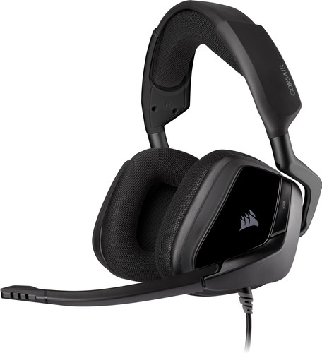 Corsair Void Elite Surround Premium Gaming Headset Carbon/Zwart Main Image