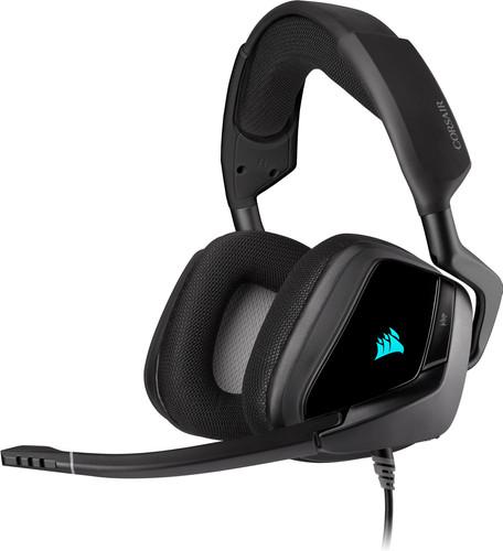 Corsair Void RGB Elite USB Premium Gaming Headset PC Carbon/Zwart Main Image