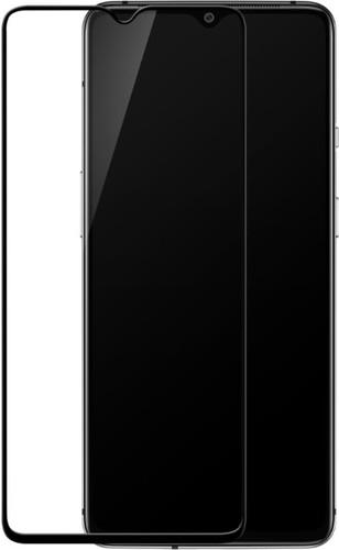 OnePlus 7T Screenprotector Gehard Glas Zwart Main Image