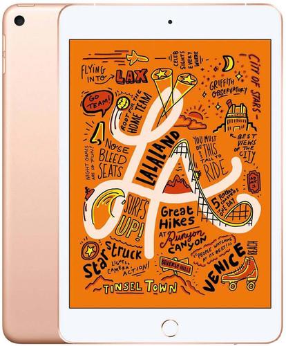 Apple iPad Mini 5 Wifi 256GB Goud Main Image