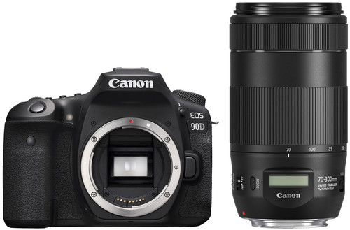 Canon EOS 90D + EF 70-300mm f/4-5.6 IS II USM Main Image
