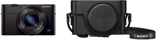 Sony CyberShot DSC-RX100 III + LCJ-RXF cover Main Image