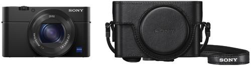 Sony Cybershot DSC-RX100 IV + LCJ-RXF hoes Main Image