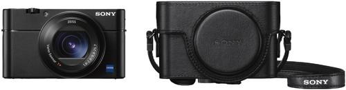 Sony Cybershot DSC-RX100 VA + LCJ-RXF cover Main Image