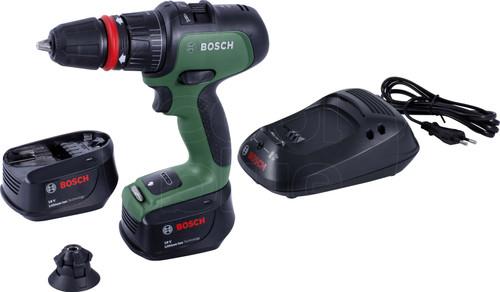 Bosch AdvancedImpact 18 with 2x 1.3Ah batteries Main Image