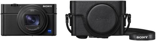 Sony CyberShot DSC-RX100 VI + LCJ-RXF cover Main Image