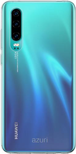 Azuri Glossy TPU Huawei P30 Back Cover Transparent Main Image