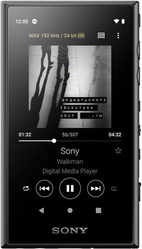 Sony NW-A105 Zwart Main Image