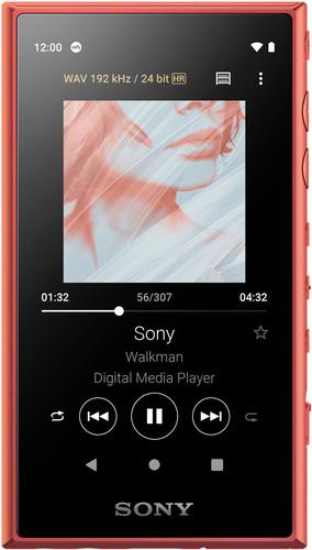Sony NW-A105 Oranje Main Image