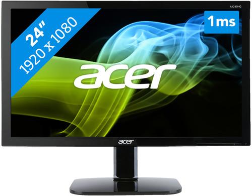 Acer KA240HQBbid Main Image