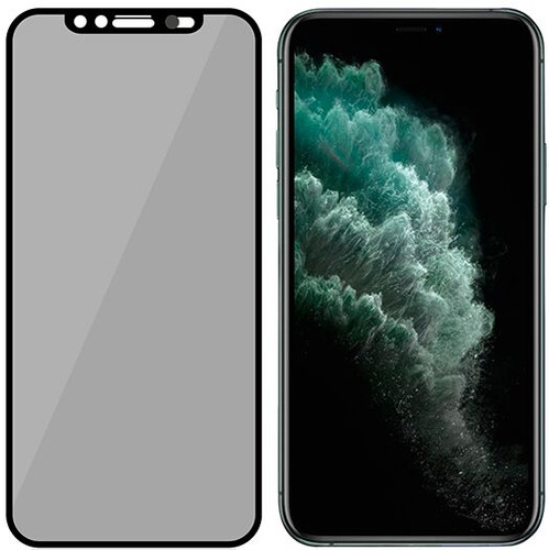 PanzerGlass Privacy Camslider iPhone Xs Max/11 Pro Max Screenprotector Glas Zwart Main Image
