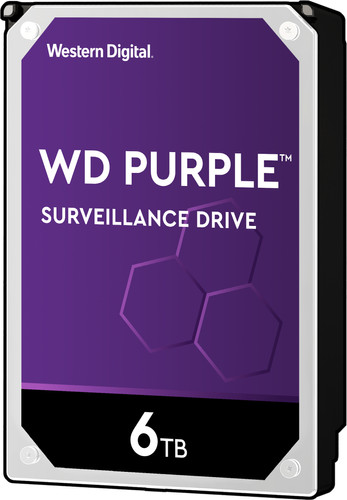 WD Purple 6TB Main Image