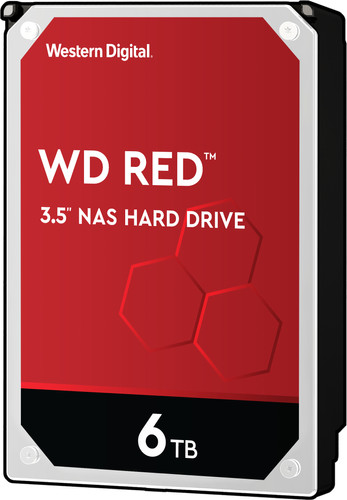 WD Red 6TB Main Image