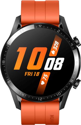 Huawei Watch GT 2 Black/Orange 46mm Main Image