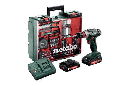 Metabo BS 18 Quick Mobile Main Image