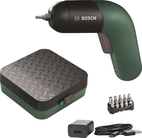 Bosch IXO 6 Color Groen Main Image