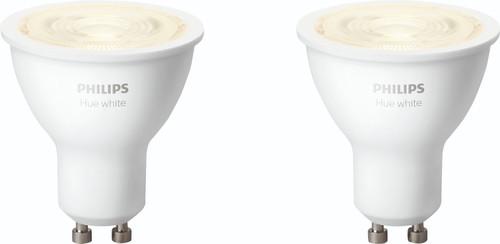 Philips Hue White GU10 Bluetooth Duo Pack Main Image