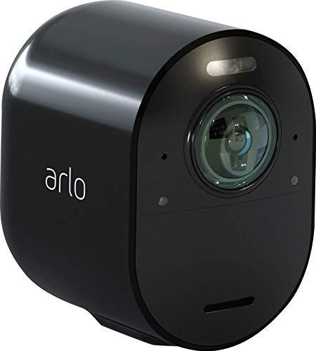 Arlo Ultra 4K Zwart Uitbreiding Main Image