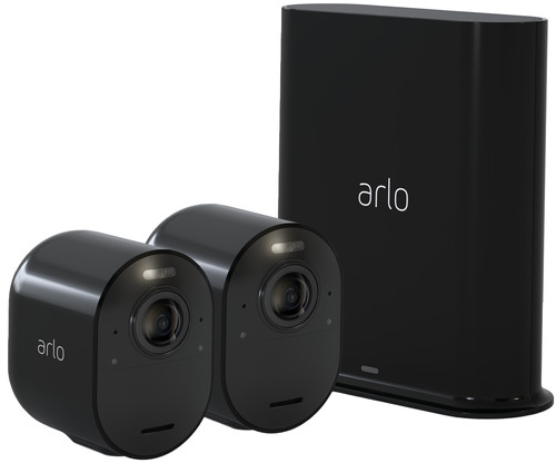 Arlo Ultra Zwart 4K Duo Pack Main Image