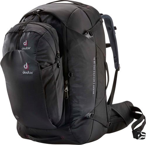 Deuter Aviant Access Pro 55 SL Black Main Image