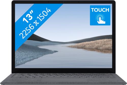 "Microsoft Surface Laptop 3 13"" i5 - 8 GB - 128 GB Platinum Main Image"