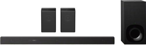 Sony HT-ZF9 + SA-Z9R Main Image