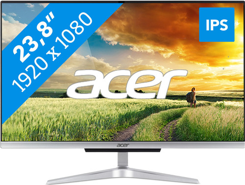 Acer Aspire C24-865 I5430 Pro NL All-in-One Main Image