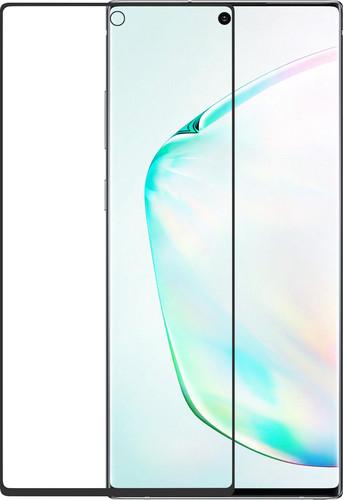 Azuri Rinox Samsung Galaxy Note 10 Screenprotector Gehard Glas Zwart Main Image