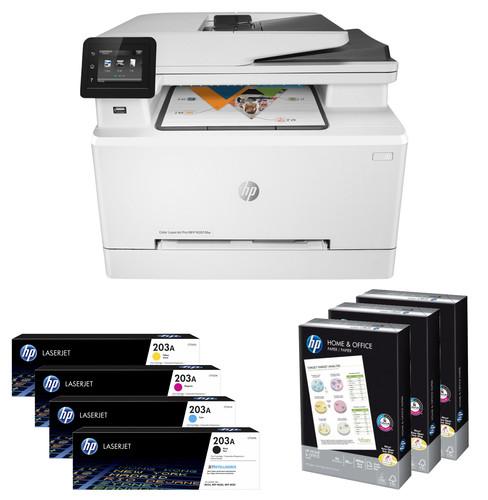 Startpakket HP LaserJet Pro M281fdw Main Image