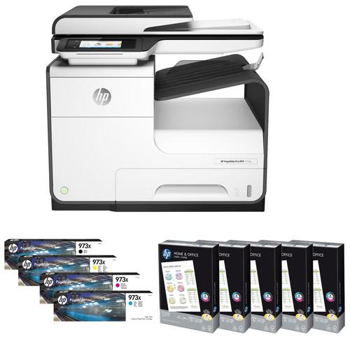 Startpakket HP PageWide Pro 477dw Main Image