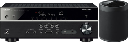 Yamaha RX-V 585 + MusicCast 20 Main Image