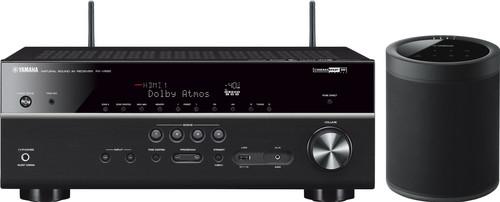 Yamaha RX-V 685 + MusicCast 20 Main Image