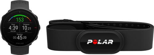 Polar Vantage M Black - Size M/L + Polar H10 Heart Rate Sensor Main Image