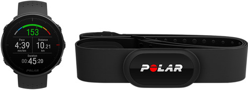 Polar Vantage M Black S/M + Polar H10 Heart Rate Sensor M-XXL Main Image