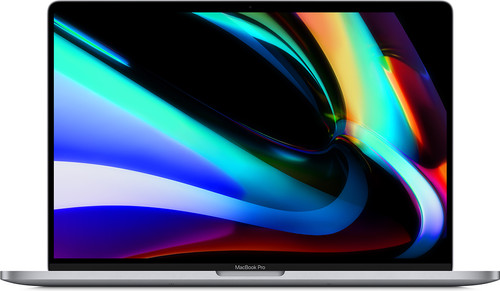 "Apple MacBook Pro 16"" Touch Bar (2019) MVVK2N/A Space Gray Main Image"