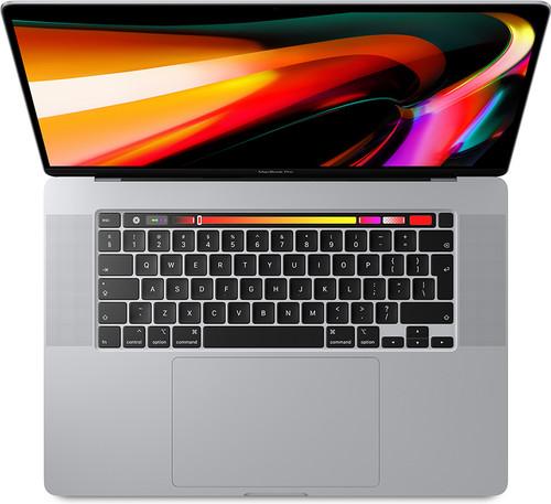 "Apple MacBook Pro 16"" Touch Bar (2019) MVVM2N/A Zilver Main Image"