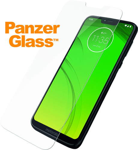 PanzerGlass Motorola Moto G7 Power Screenprotector Glas Main Image